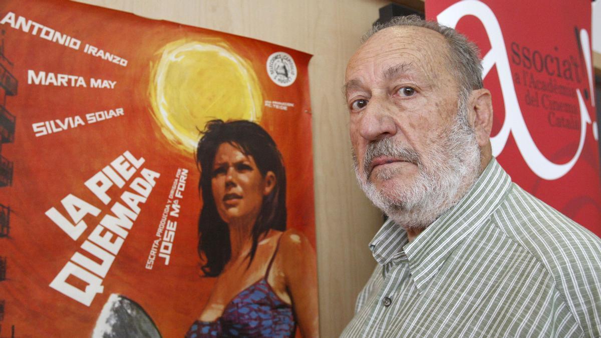 Josep Maria Forn.