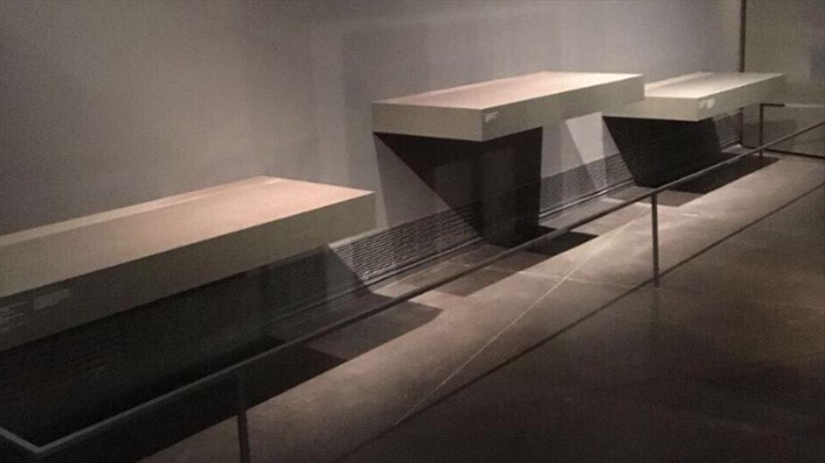 Nit nefasta al Museu de Lleida