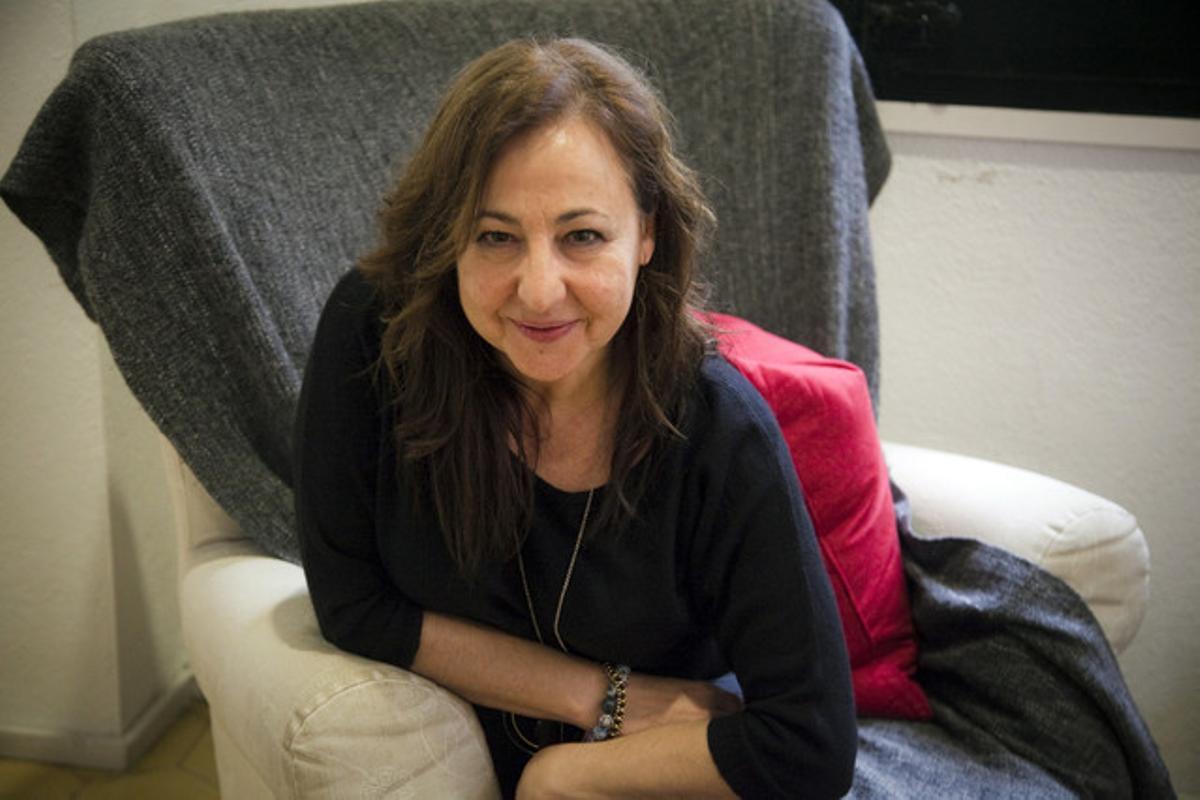 Carmen Machi en el Lliure de Gracia