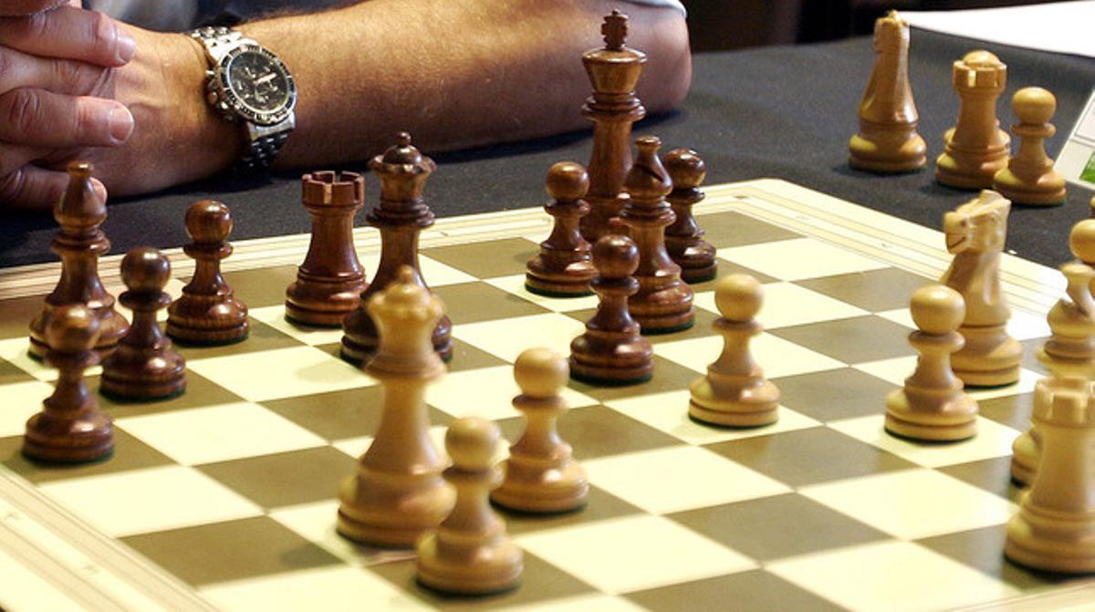 La Partida D Escacs De Rajoy I Puigdemont