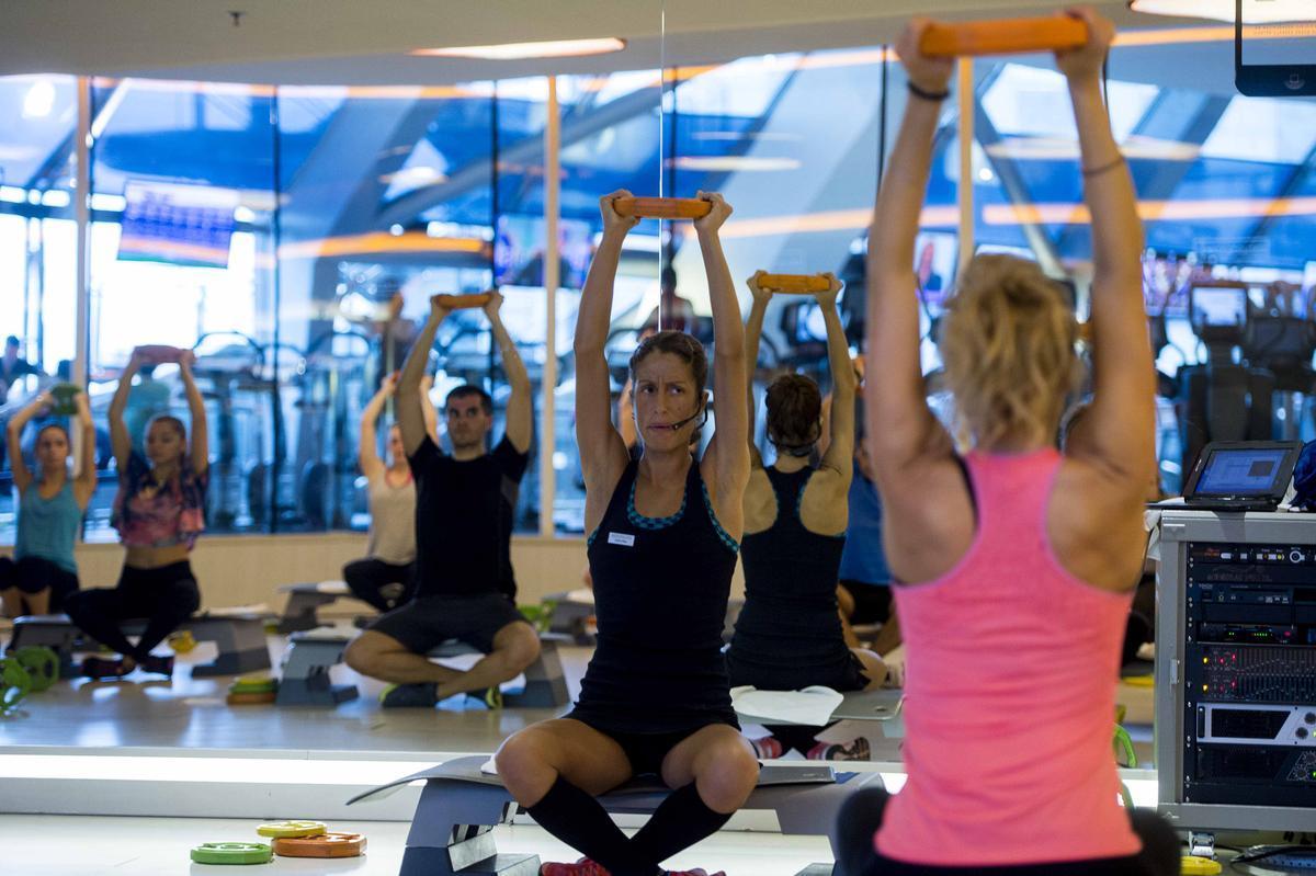 Los gimnasios están entre las empresas que pueden recibir ayudas.