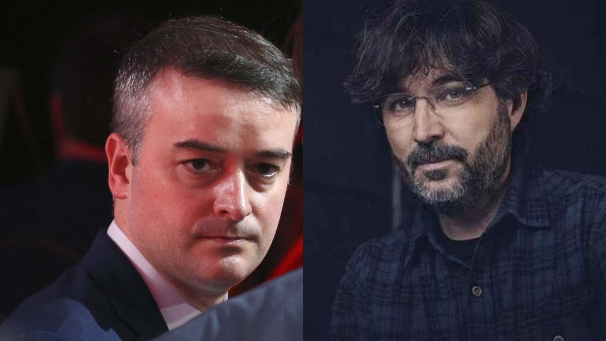 Iván Redondo y Jordi Évole