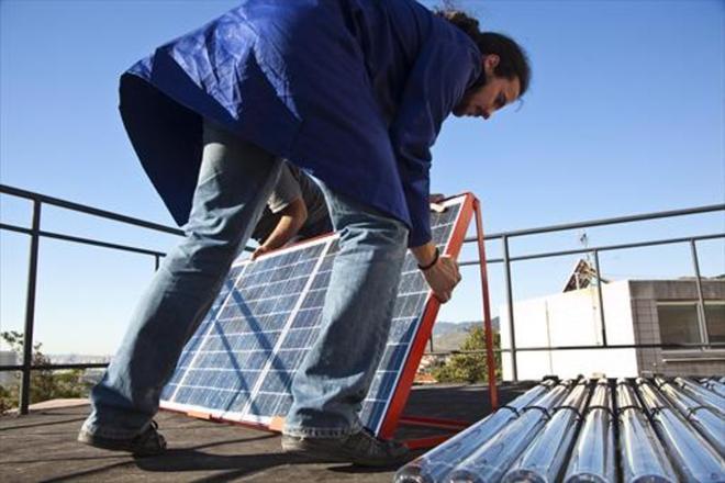 Barcelona impulsa la transición energética y el fomento de la energía verde