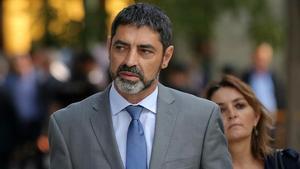 La jutge deixa lliure Trapero però li retira  el passaport