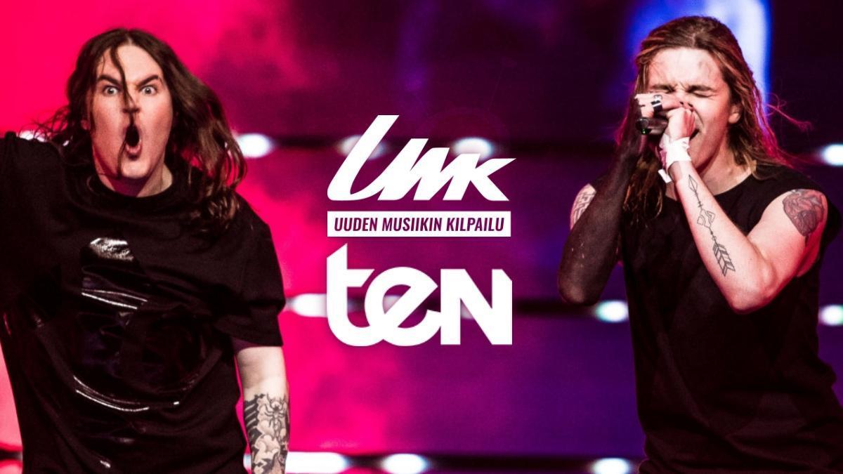Blind Channel, ganadores del 'UMK' y representantes de Finlandia en Eurovisión 2021