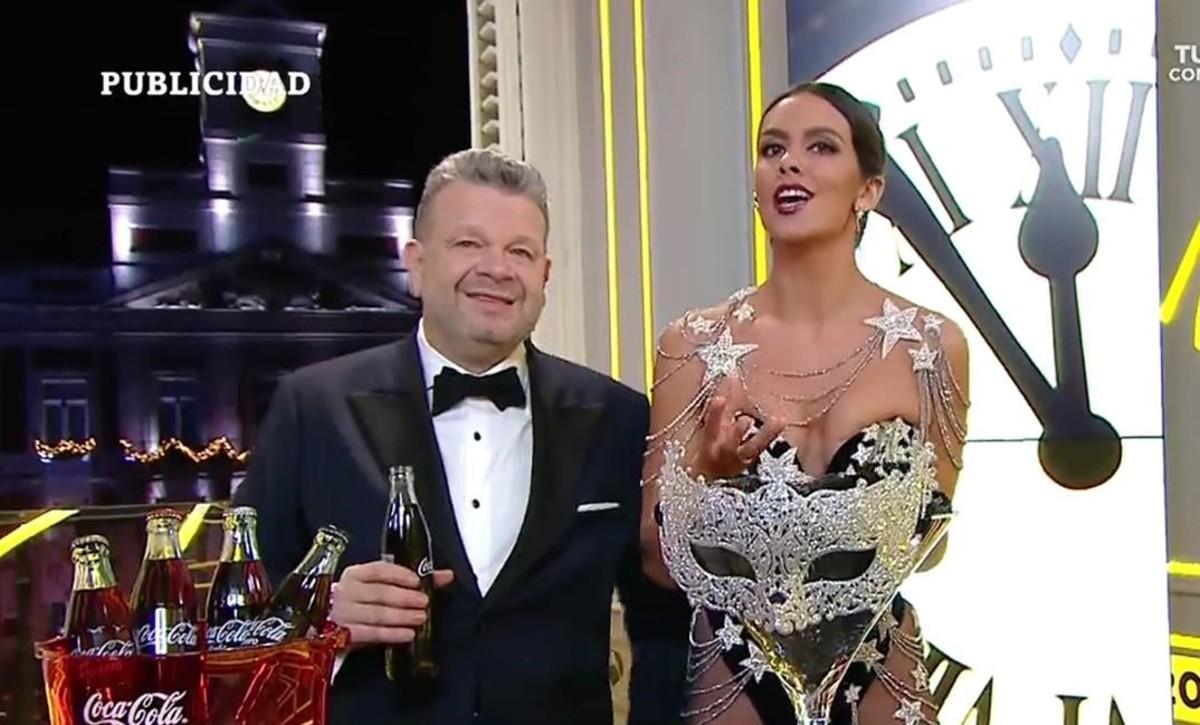 Alberto Chicote y Cristina Pedroche, en Antena 3.