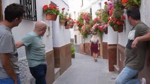 Campaña del ayuntamiento de Güejar Sierra (Granada) contra el acoso callejero.