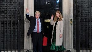 Boris Johnson aconsegueix majoria absoluta per executar el 'brexit'