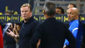 La plantilla del Barça exige a Laporta y Koeman que cesen las hostilidades