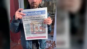 El grupo barcelonés Stay Homas, nacido durante el confinamiento, grabará con Sony