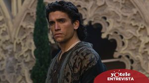Jaime Lorente como 'El Cid'.