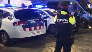 Els Mossos frustren una orgia a Barcelona en ple confinament pel coronavirus