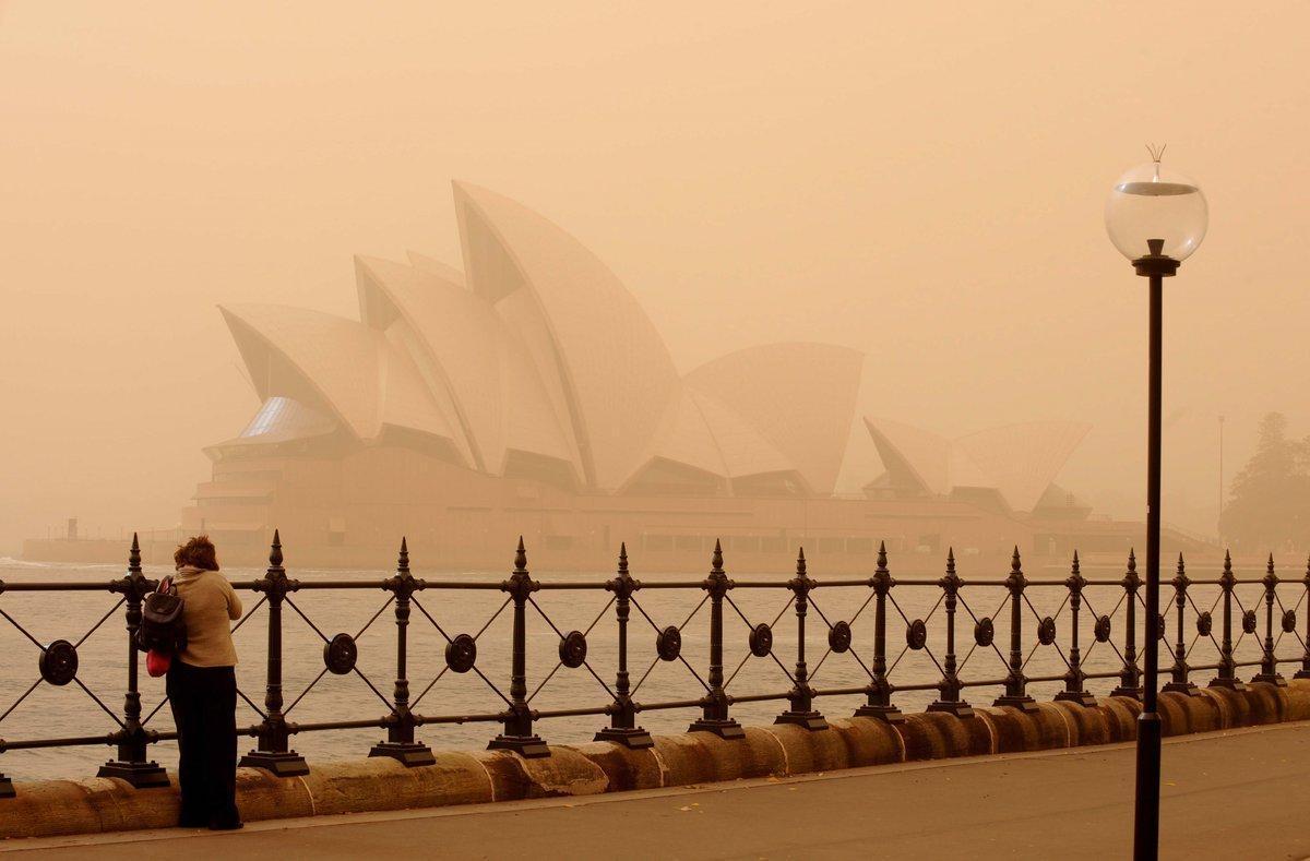 Las emisiones de gases contaminantes de Australia han aumentado durante cuatro años consecutivos.