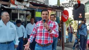 Cesar Chávez Garibay.