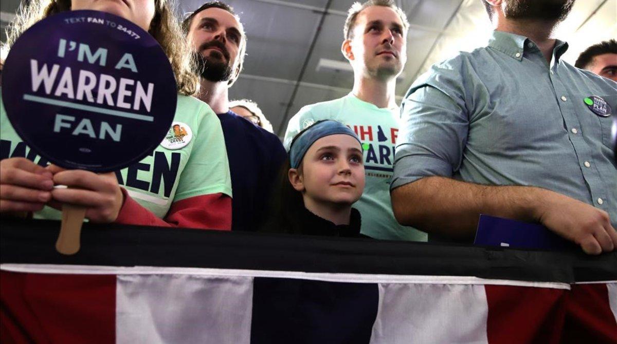 Sensaciones de la campaña demócrata