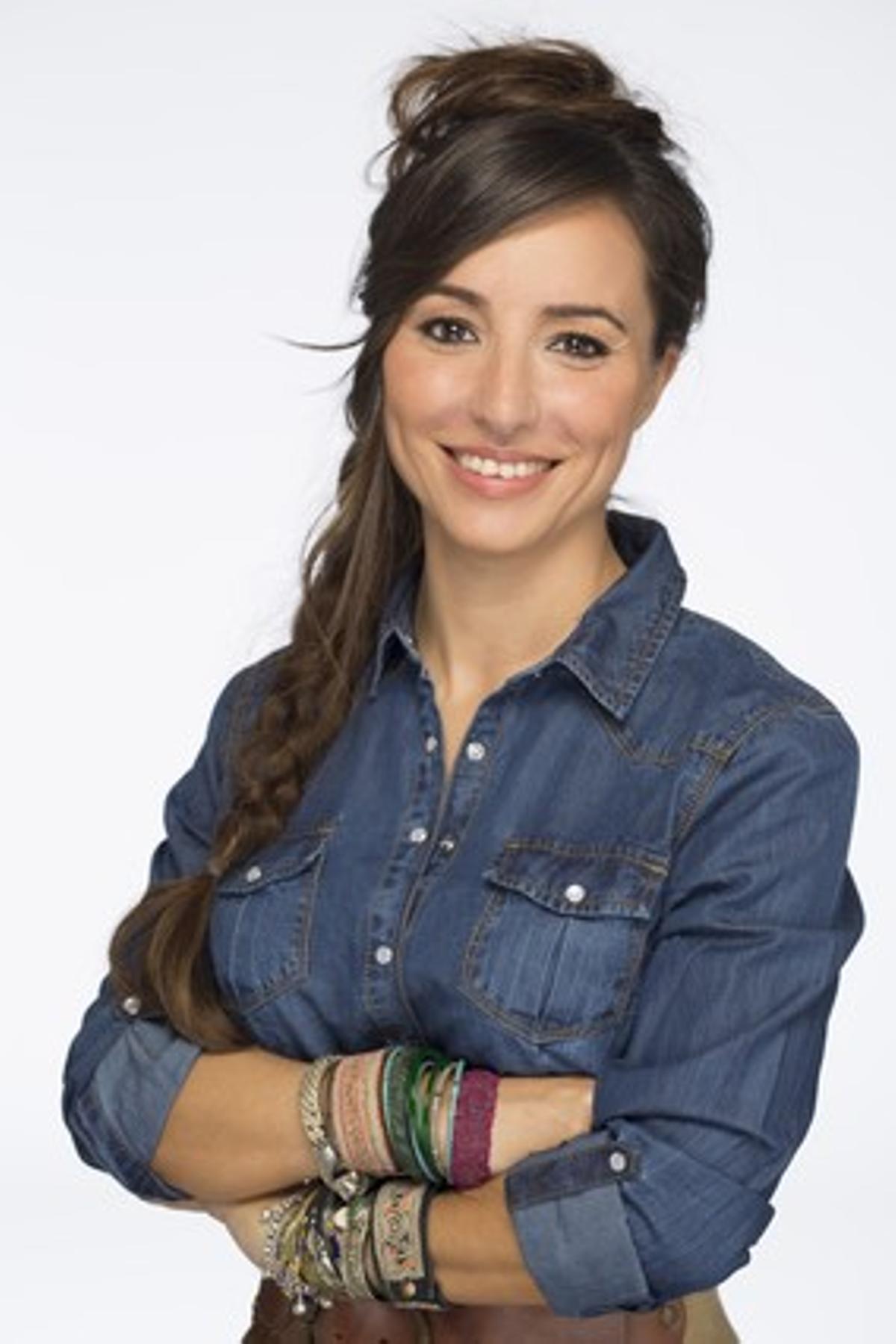 Laia Servera, presentadora de 'Info K'.