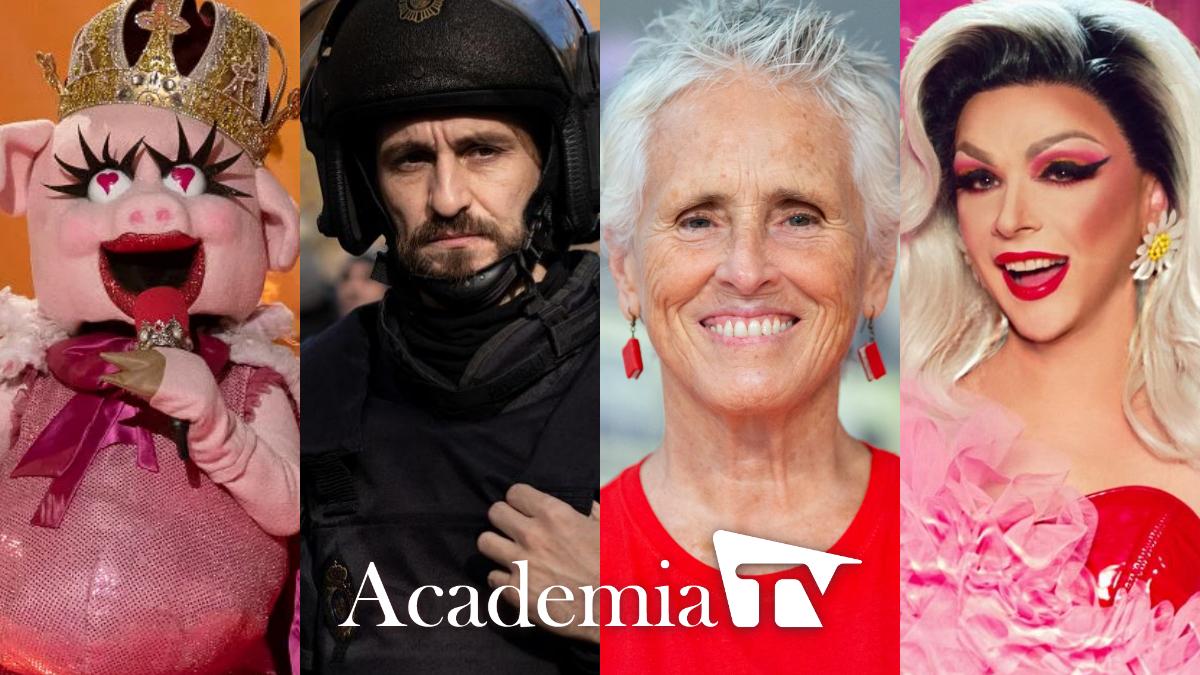 Algunos de los nominados a los Premios Iris 2021