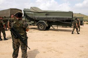 """Muere un soldado del Ejército de Tierra durante """"una jornada de instrucción continuada"""""""