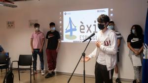 El Projecte Èxit facilita la continuïtat acadèmica a sis alumnes d'ESO d'Esplugues