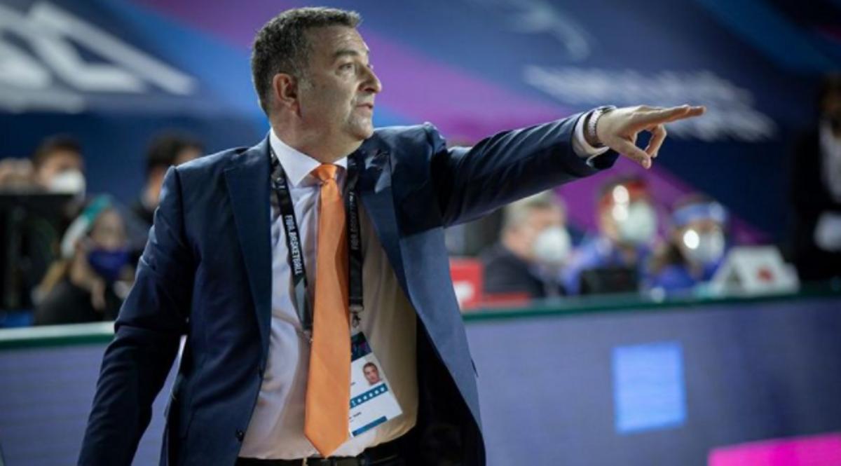 Miguel Méndez, en una imagen reciente en la Euroliga
