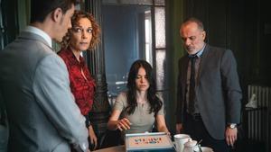 Escena del último capítulo de la cuarta temporada de 'Estoy vivo'.