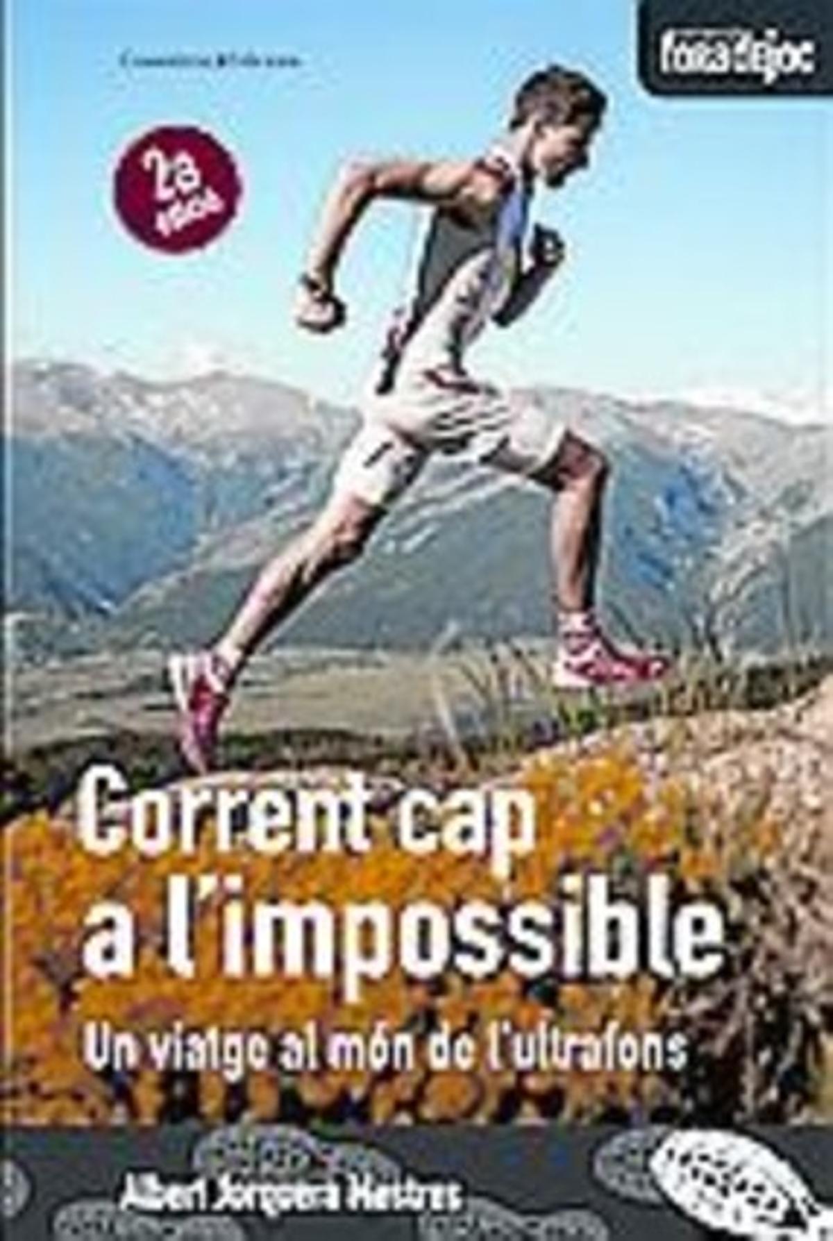 CORRENT CAP A L'IMPOSSIBLEAlbert Jorquera, autor del libro en el que describe el mundo de las ultras desde un punto de vista amateur.