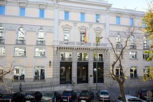 Sede del CGPJ en Madrid.
