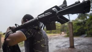 Moren en un bombardeig 10 dissidents de les FARC al sud de Colòmbia