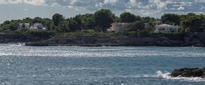 Imagen de la urbanización Tres Cales, en L'Ametlla de Mar.