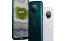 Nokia X10, una de las novedades presentadas.