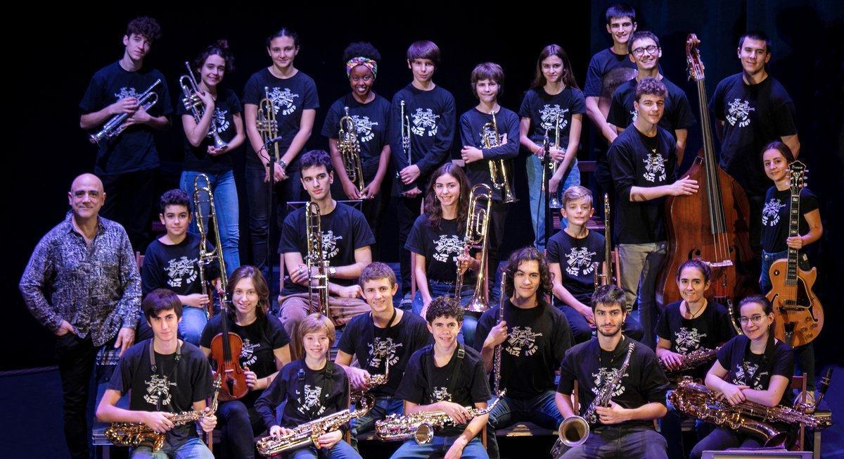 La Sant Andreu Jazz Band celebra aquesta setmana la seva gran festa anual