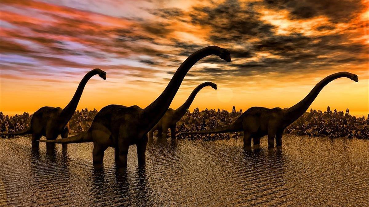 Asi Fue El Ultimo Dia De Los Dinosaurios La reducción del tamaño de los. asi fue el ultimo dia de los dinosaurios