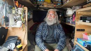 Bob Wells, el líder espiritual de 'Nomadland'