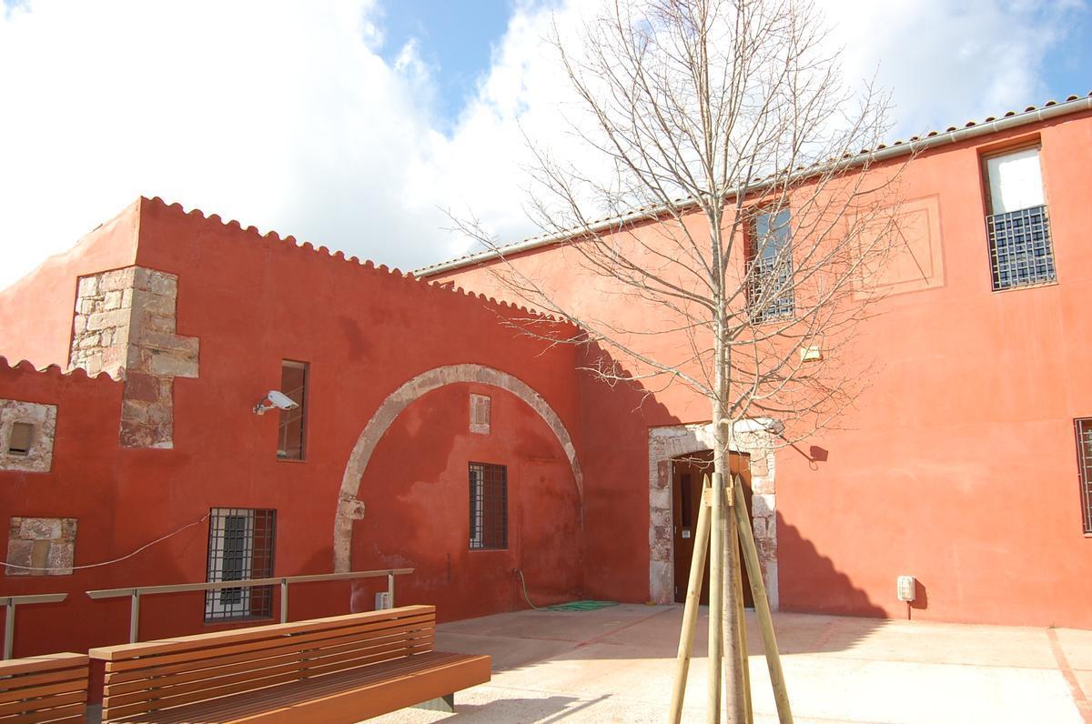 Masia Torre de la Vila en Sant Boi