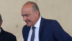 El expresidente de la Federació Catalana de FutbolAndreu Subies.