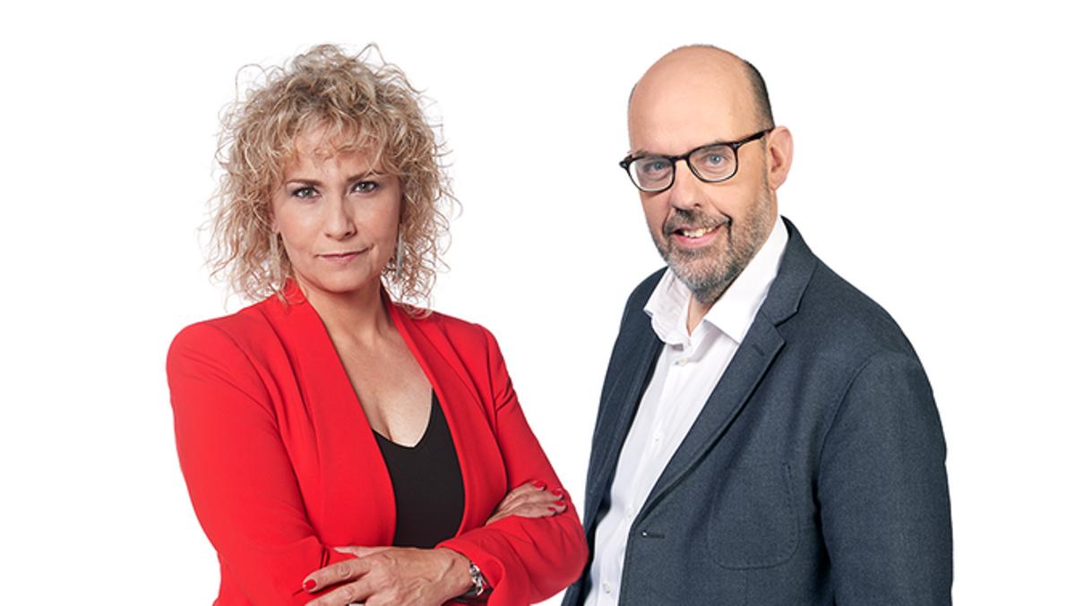 Mònica Terribas i Jordi Basté es posaran més personals que mai a TV-3