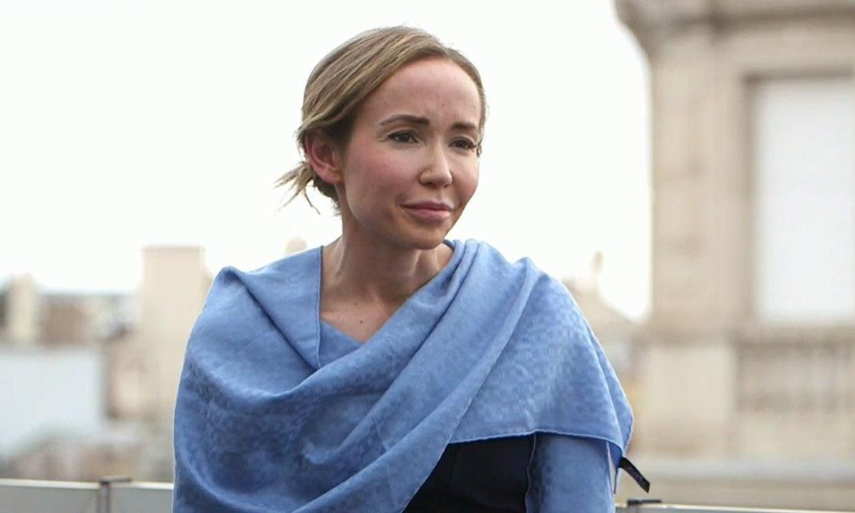 Angela Dobrowolski es confessa des de la presó