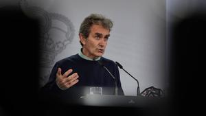 Simón adverteix que el confinament domiciliari seria per a tot Espanya