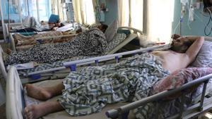 Masacre en Kabul en una serie de atentados en plena evacuación