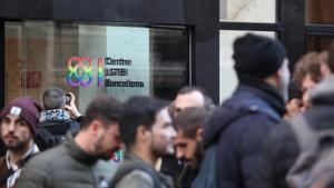 Centro LGTBI de Barcelona.