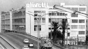 Olivetti: la connexió barcelonina