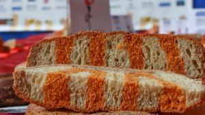 El Pan de Sant Jordi de El Forn del Passeig (Barcelona), ganador del concurso de mejor Pan de Sant Jordi de 2021.