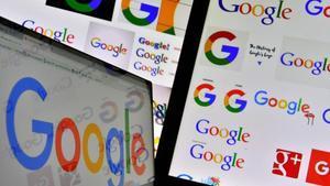 Logos de Google.