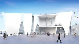 El proyecto del Museo del Hermitage.