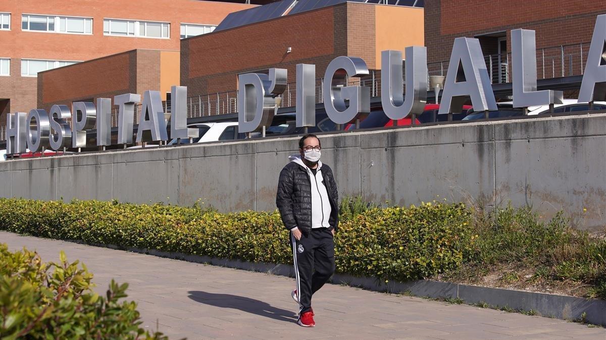 La xifra d'infectats pel coronavirus a Igualada es dispara fins als 49