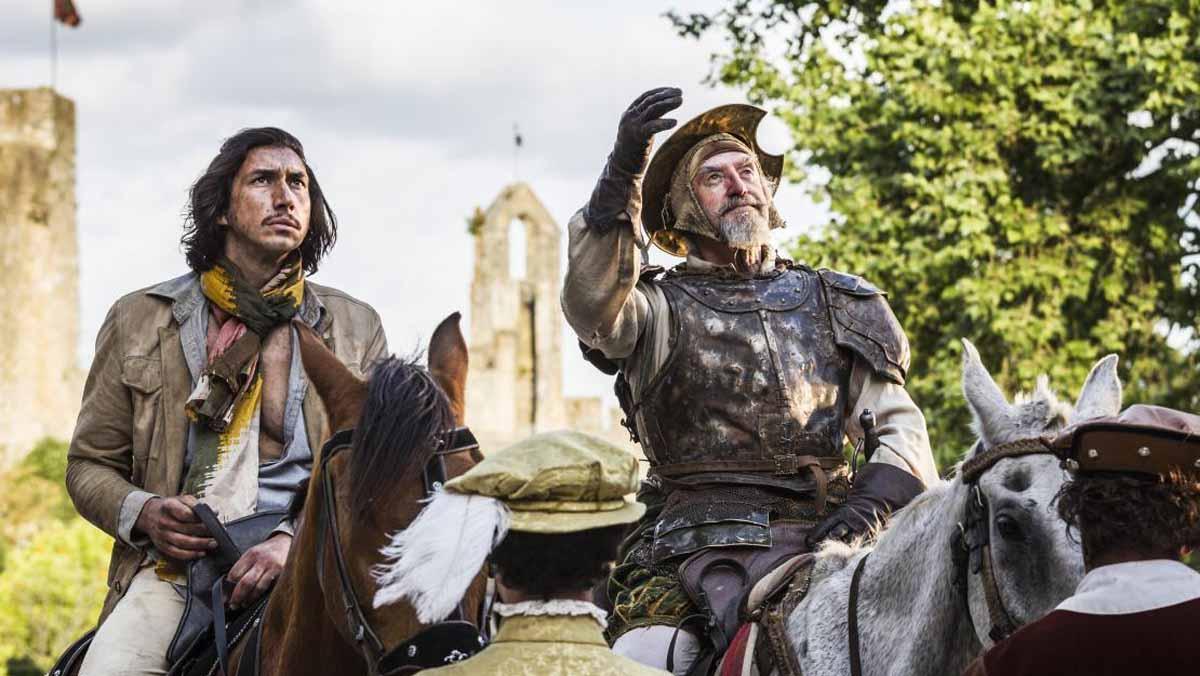 Tráiler 'El hombre que mató a Don Quijote' (2018)
