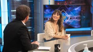Verónica Echegui en 'El Hormiguero'