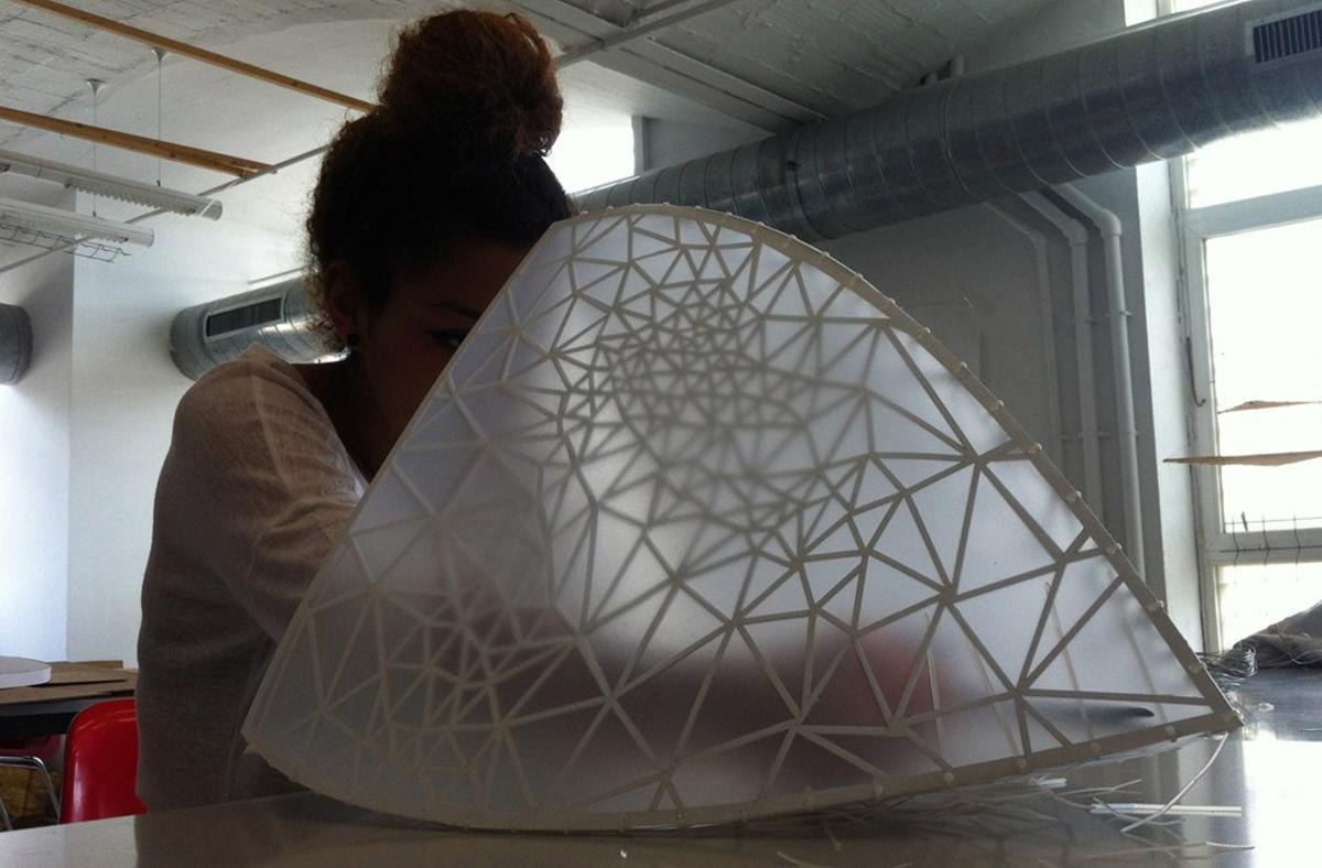 Construcción en 3D de una alumna de edRa