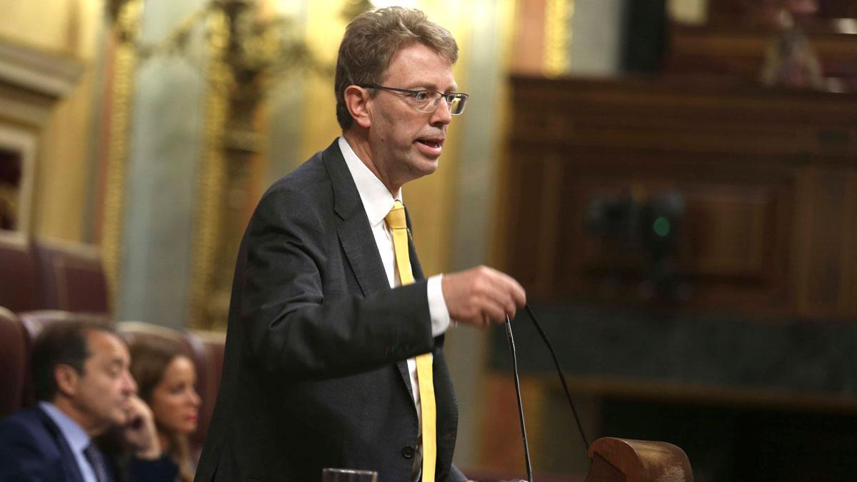 Ferran Bel, del PDeCAT, afirma que con una propuesta razonable negociarían los Presupuestos.