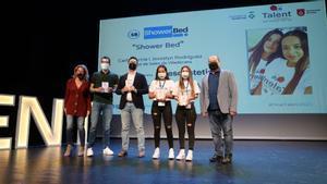 Un projecte per a la higiene de persones enllitades, guanyador del Talent a les Aules 2021